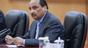 عزيز يؤكد حرص موريتانيا على التعاون مع المغرب.