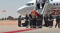 منع صحفيين جزائريين من حضور جنازة محمد عبد العزيز.