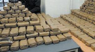 العيون:حجز حوالي 29 كيلو من مخدر الشيرا.