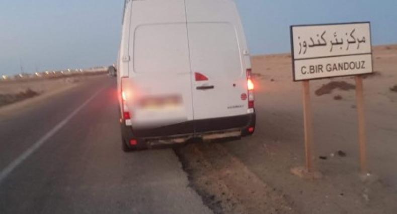 الطريق إلى الكَركَرات ثم دول جنوب الصحراء محفوفا بالمخاطر.