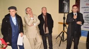 تكريم عبد السلام الزروالي المندوب السابق بوزارة الاتصال بالعيون.