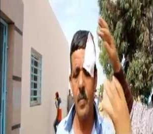 تلميذ يعتدي على مدير ثانوية داخل مكتبه و رجال التعليم تدعوا إلى وقفة