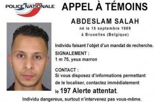 صورة العقل المدبر لهجمات باريس و المطلوب من قبل الشرطة الفرنسية –