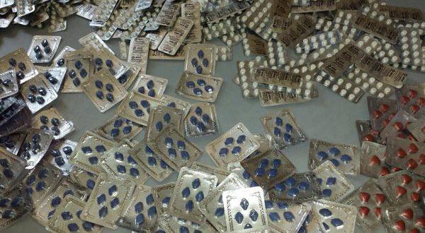 ضبط مئات الأقراص المهيجة جنسيا بحوزة سنغالية في الحدود الجنوبية