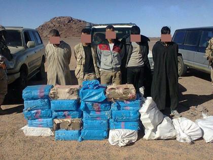 أربعة من جبهة تحرير ازواد و ثلاثة صحراويين أمام  القضاء الموريتاني.