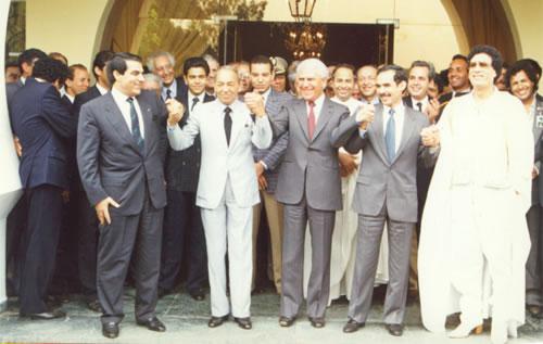 مساعٍ لتخليد الذكرى الـ 26 لميلاد اتحاد المغرب العربي في نواكشوط