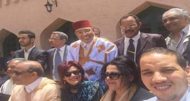 أول فرع جهوي للفدرالية المغربية لناشري الصحف بالأقاليم الجنوبية للمملكة.