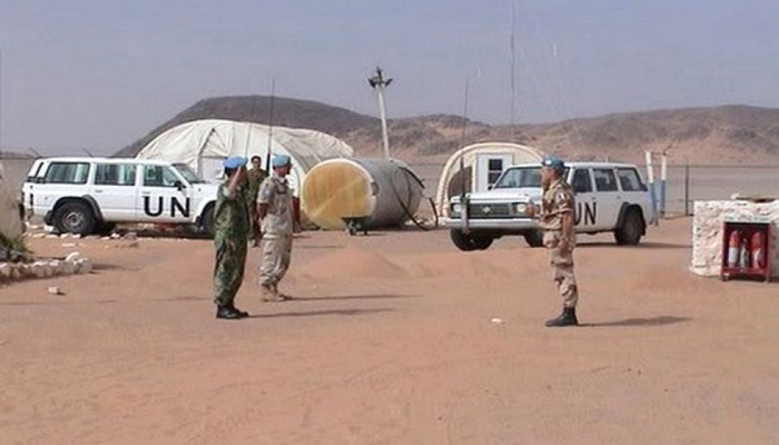 """الأمم المتحدة: لم نلحظ أي """"تحركات عسكرية مشبوهة"""" للمغرب"""