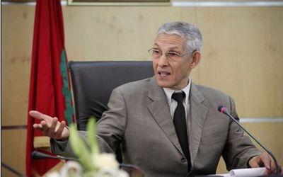 وزير التعليم العالي المغربي  بموريتانيا.