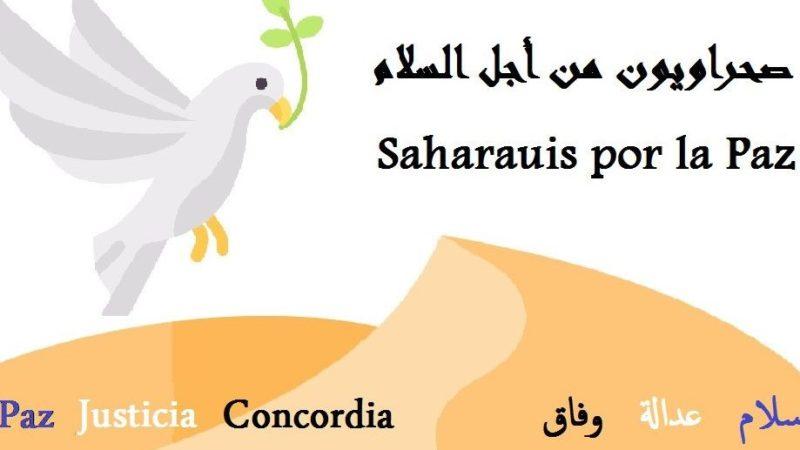 """صحراويون من أجل السلام"""" توجه رسائل سلام"""