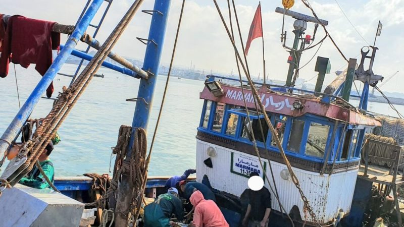 حوالي 12 بحار في عداد المفقودين بسواحل أكدير