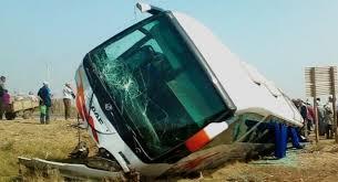 مصرع 12 شخصا في حادث انقلاب حافلة لنقل المسافرين ضواحي أكادير