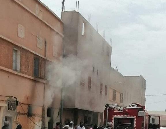 شاحن هاتف يتسبب في حريق منزل بطانطان