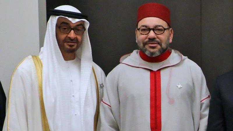 الإمارات، أول دولة عربية، تفتح قنصلية عامة بالأقاليم الجنوبية