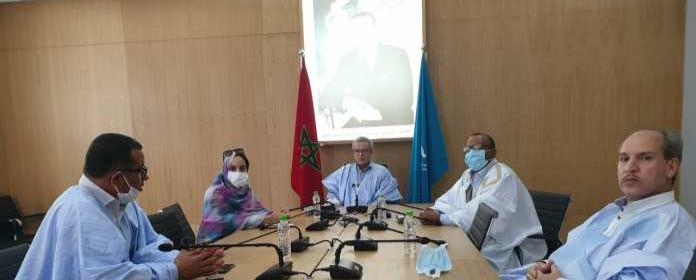 حزب التجمع الوطني للأحرار، و متابعة قضية الصحراء المغربية