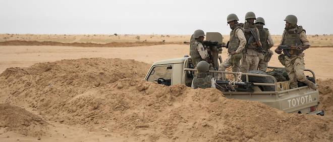 الجيش الموريتاني يجري مناورات عسكرية منتصف شهر مارس