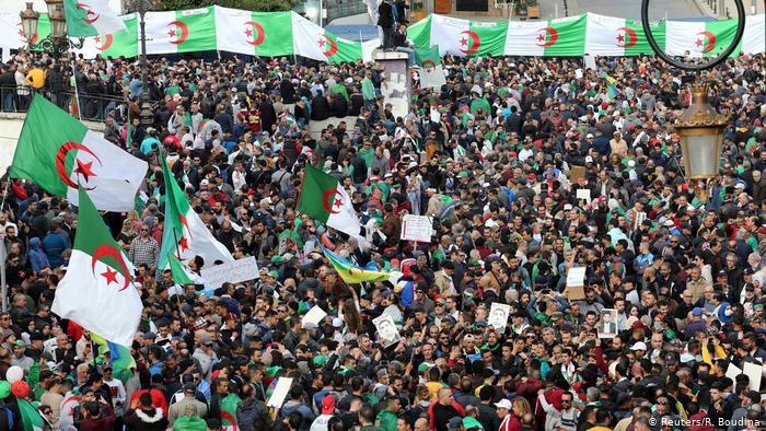 إنتقادات دولية للسلطات الجزائرية بشأن الحراك