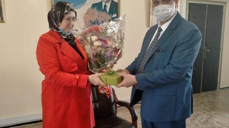 سلك القضاء يحتفي برئيسة قسم القضاء بالعيون