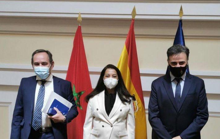 ملف الهجرة في قلب لقاء بين سفيرة المغرب ووزيرة الدولة الإسبانية للهجرة