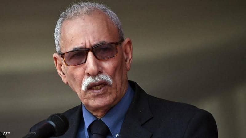 هل فعلا تم نقل إبراهيم غالي من مطار بامبلونا إلى الجزائر؟