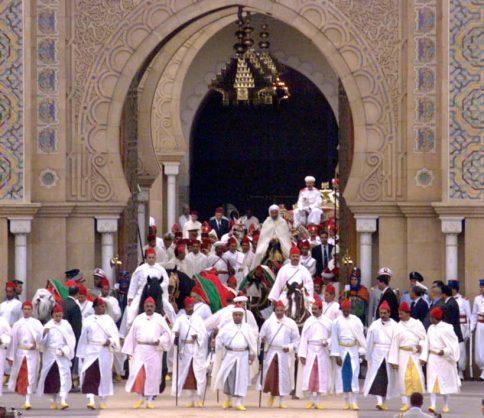 تأجيل كل احتفالات عيد العرش بسبب كورونا
