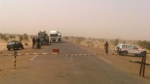 إختطاف موريتانيين و صينيين
