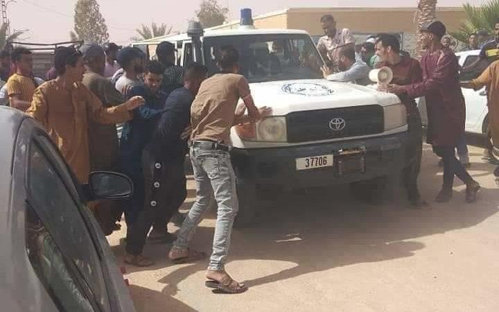 الولايات الجنوبية للجزائر تحت وقع المظاهرات الغاضبة