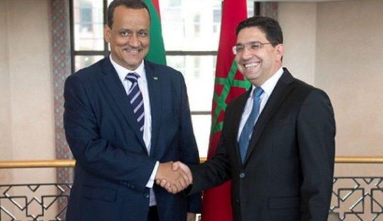 إتصال هاتفي بين وزيري الخارجية المغربي و الموريتاني