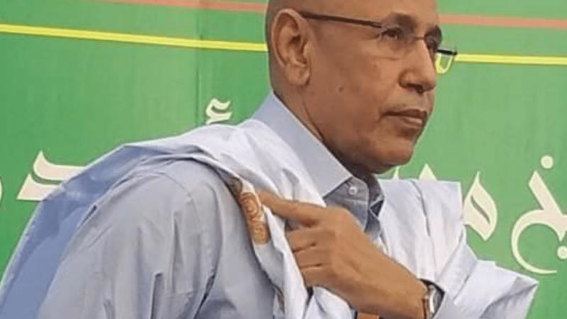 هل فعلا سيزور الرئيس الموريتاني الجزائر الشهر المقبل؟