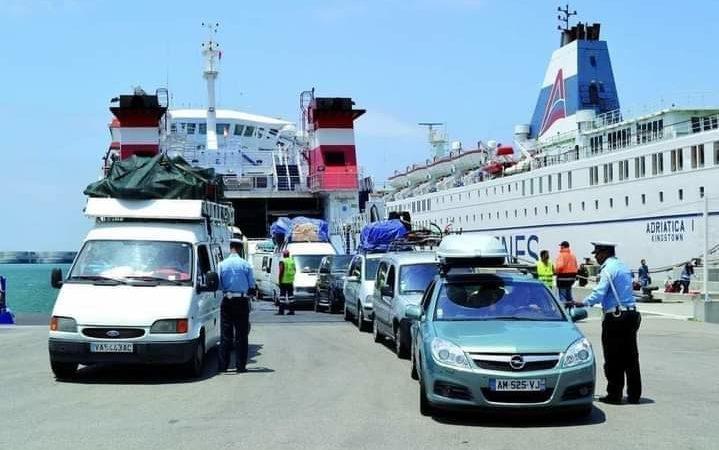 إستئناف الرحلات البحرية بين المغرب وإسبانيا